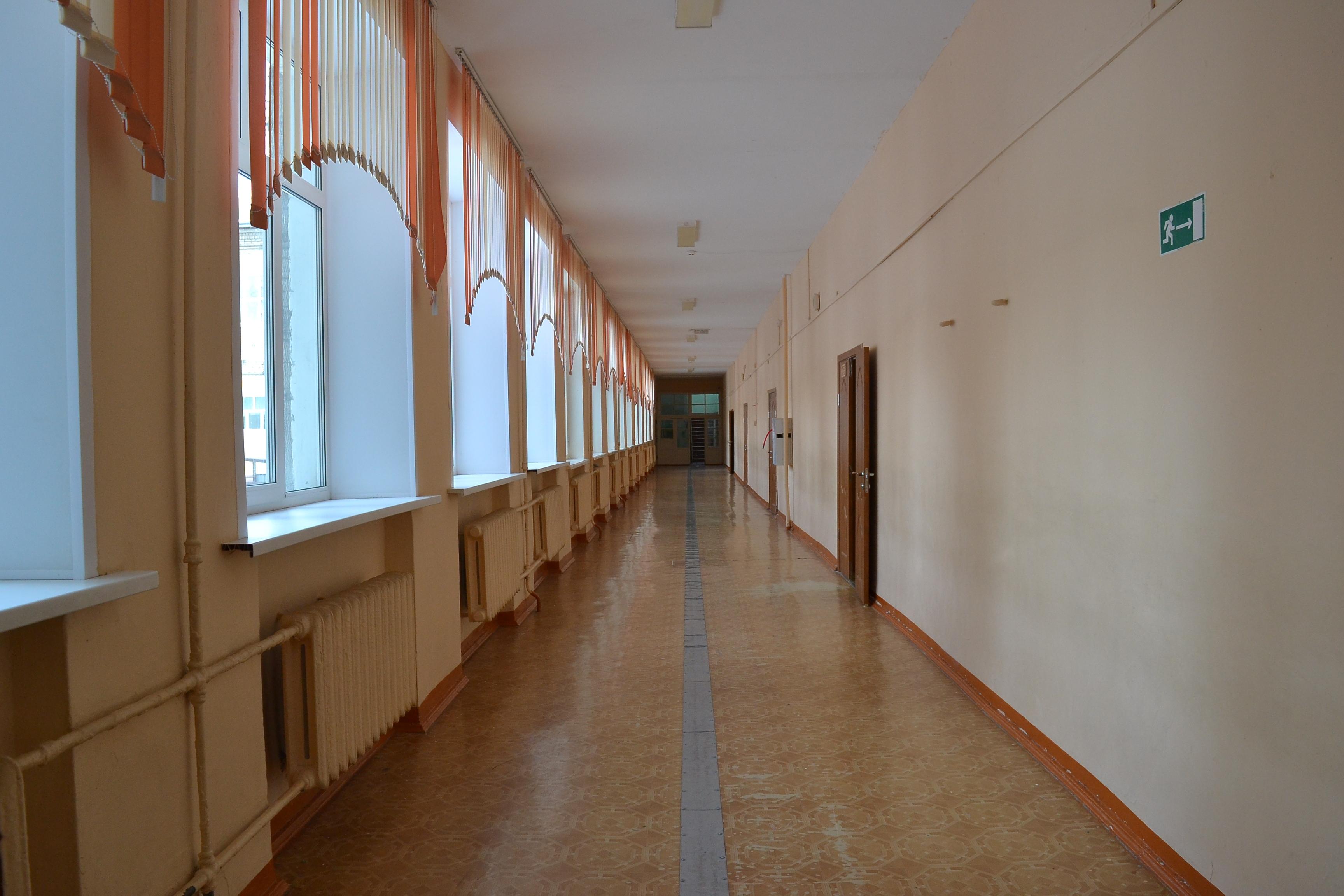 1 этаж-Начальная школа