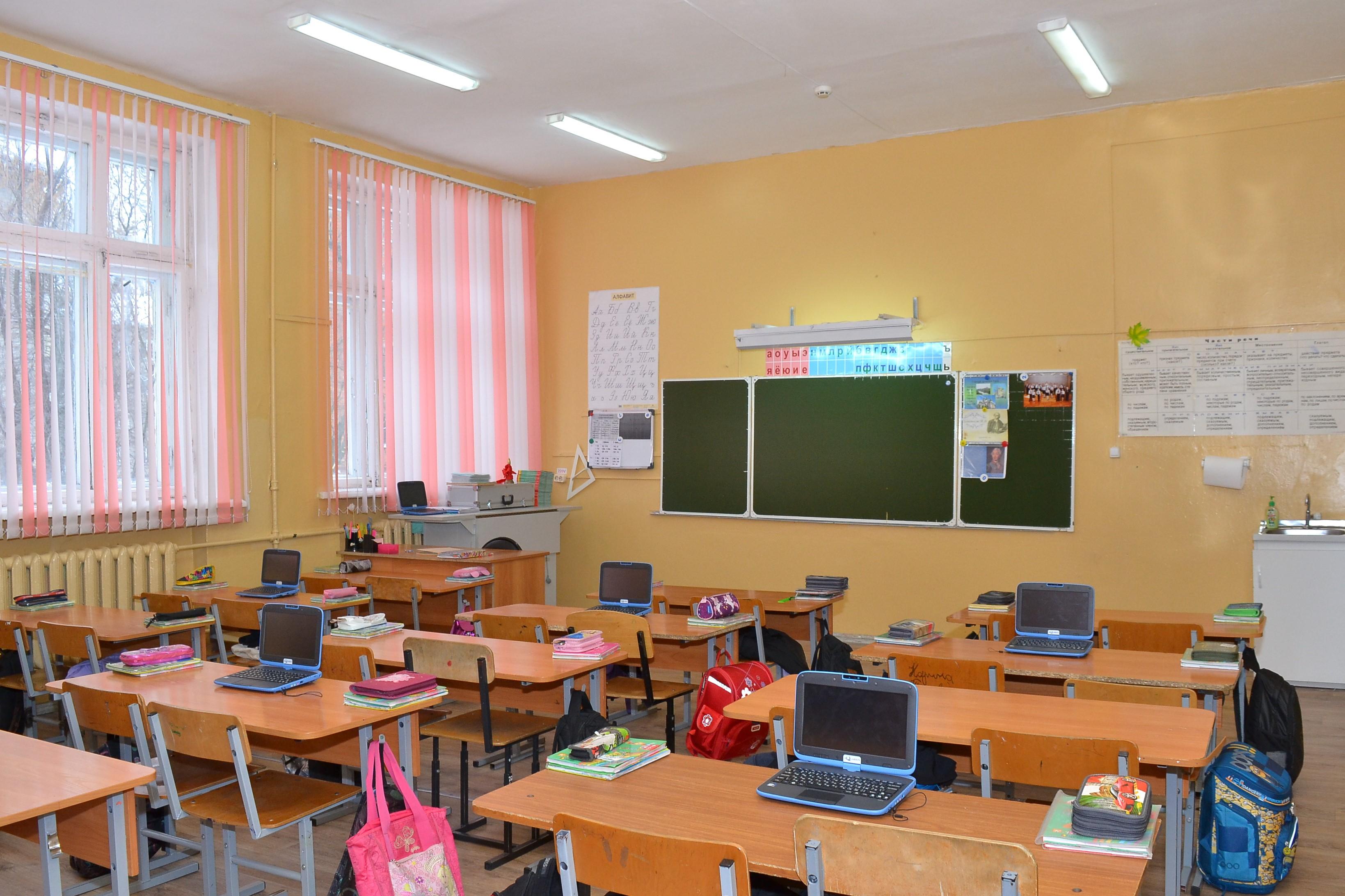 Кабинет № 11-начальные классы (2)