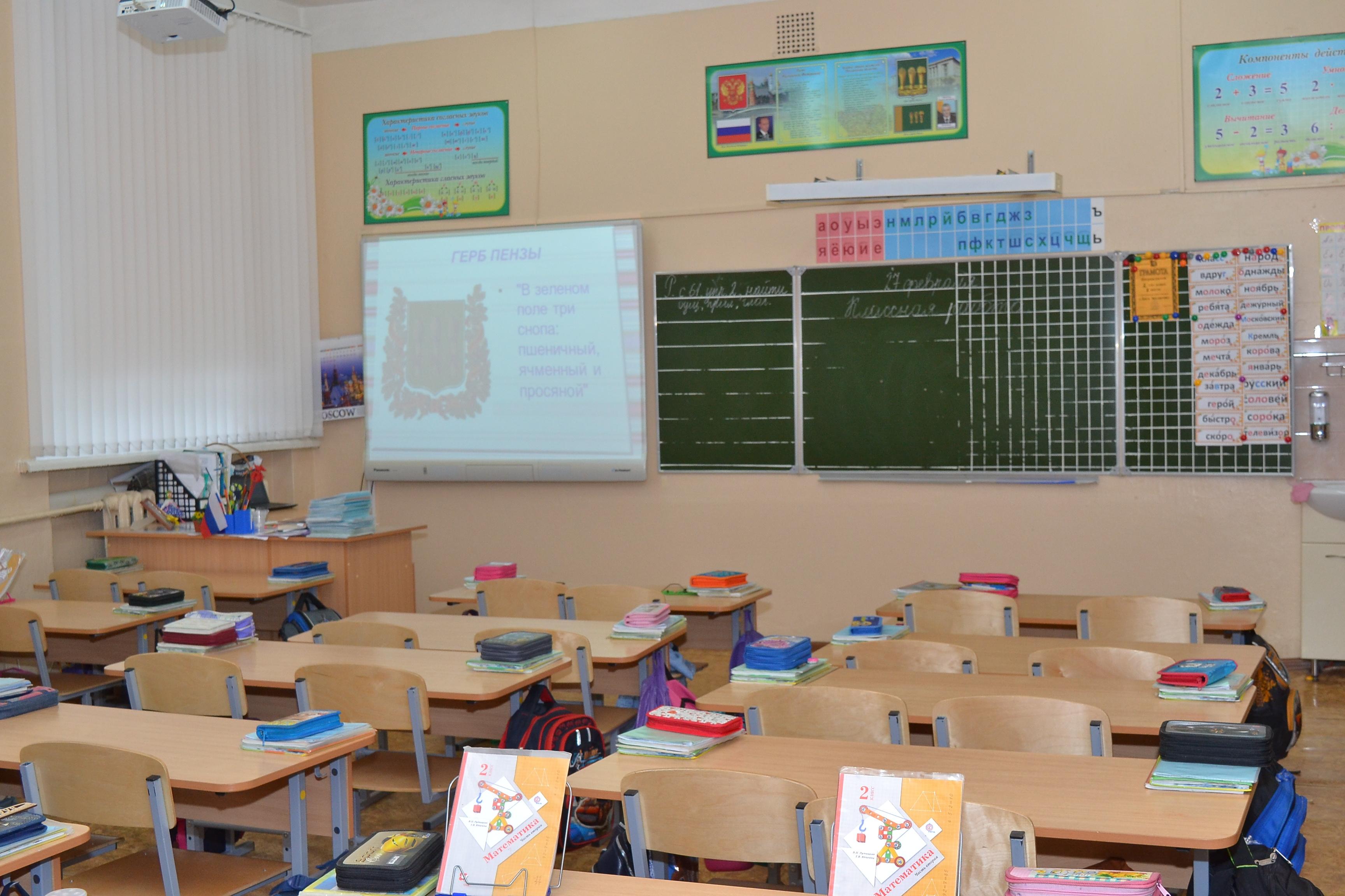Кабинет № 9-начальные классы (2)