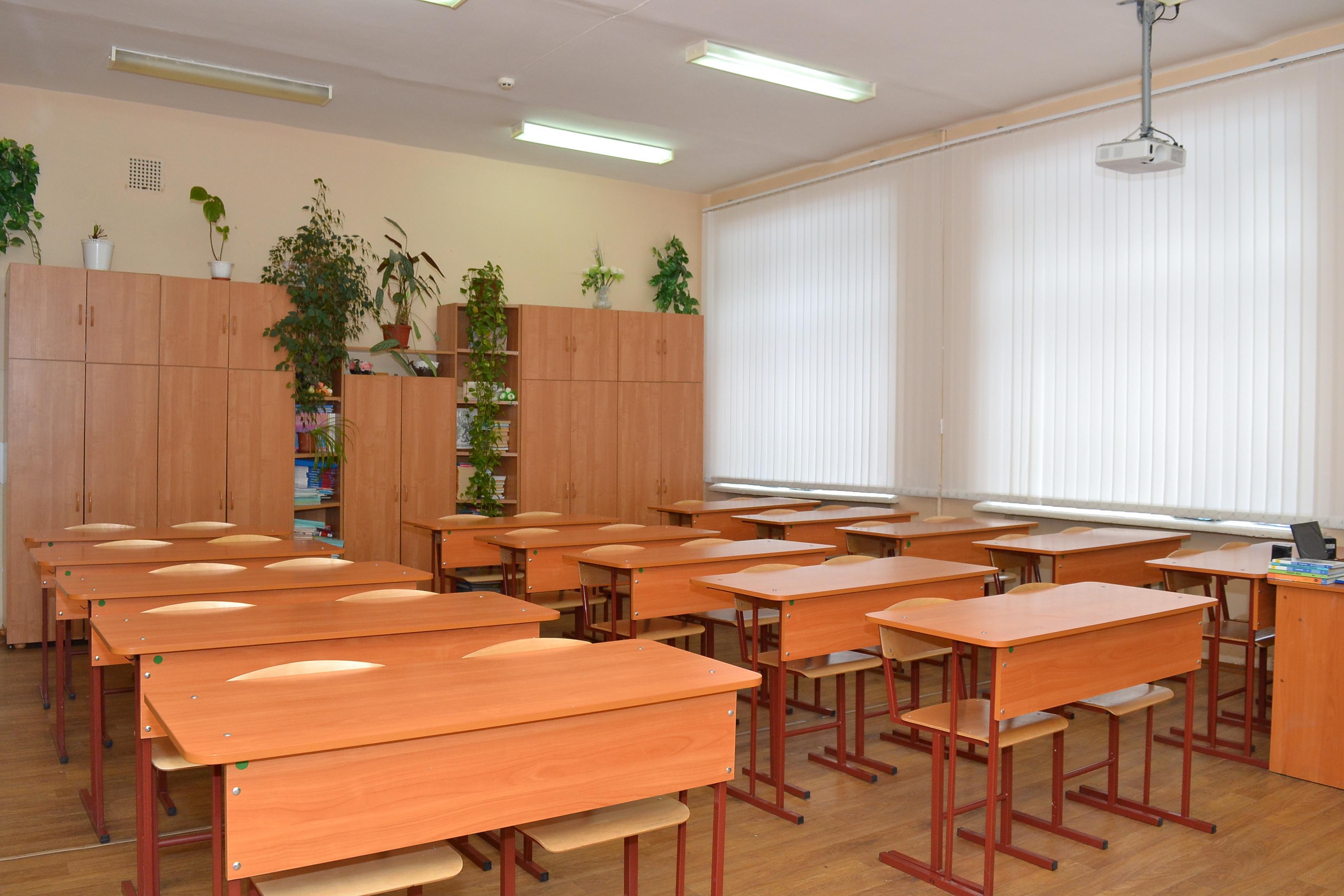 Кабинет № 24 - русский зык и литература