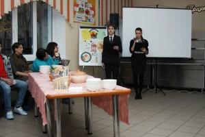Презентация школьного питания